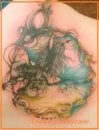 Tetování Cover Up Znamení Střelce Tetování Tattoo