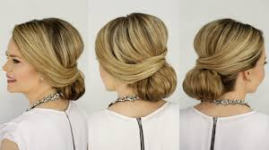 Hair Style Low Bun wrapped low bun missy sue youtube 8218 by wearticles.com
