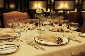 fine dining proper table service. fine dining, just as the name suggested, it\u0027s a dining experience with finest food, service and atmosphere. it requires lot of attention to detail, proper table