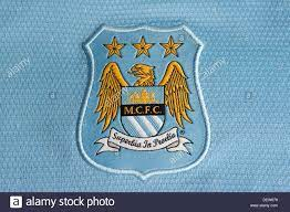 Manchester City Football Club Badge High Resolution Stock Photography and  Images - Alamy