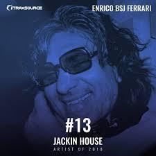 Enrico Bsj Ferrari Dope Chart On Traxsource