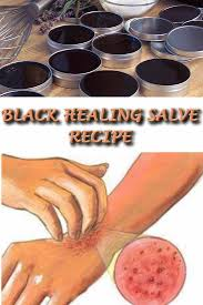 Amish Medicine Cabinet The Black Healing Salve That Amish People Have Used For Centuries
