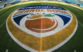 Capital One Orange Bowl Seating Chart Capital One Orange Bowl Football Game 12 30 19