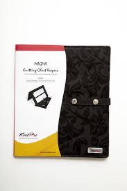 Chart Keeper Knitpro Magma Knitting Chart Keepers Large Fold Up Style