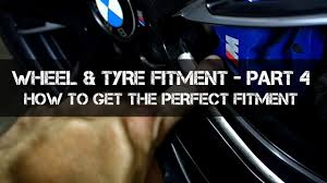 Rim Fitment Chart How To Get Perfect Wheel Rim Fitment Complete Wheel Fitment Guide Part 4