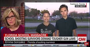 florida massacre survivors demand gun his daughter was killed in parkland he s begging president trump to