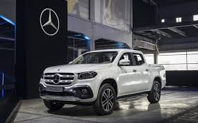 mercedes benz pickup truck 2018. plain 2018 2018 mercedesbenz xclass pickup truck world debut  nissan toughness  mercedes with mercedes benz pickup truck s