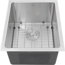 10 inch bar sink. Contemporary Bar Nantucket Sinks Pro Series SR1815  Main View Intended 10 Inch Bar Sink
