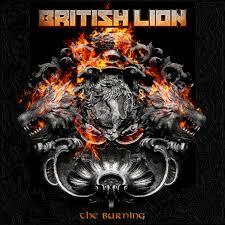 Steve Harris' <b>British Lion - The</b> Burning - Encyclopaedia Metallum ...
