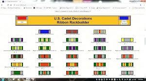 Us Navy Awards And Decorations Chart Ndaws Attached Images