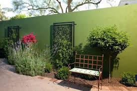 fabulous patio wall decor ideas art outdoor with regard to 3 retaining