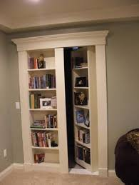 17 best ideas about basement storage storage room love this idea for the basement book shelf hidden door for extra storage for