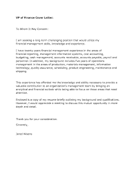 Financial Cover Letter Cover Letter Design Example Corporate