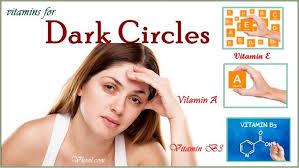 8 best vitamins for dark circles under