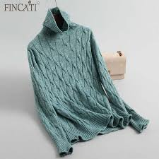 Fincati 2019 <b>New Arrival</b> Women Sweater Chic Short <b>Loose</b> ...