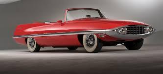 Very rare Chrysler concept car of the 1950s