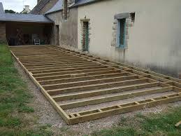 Comment Fabriquer Une Terrasse En Bois