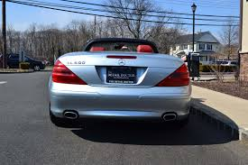 2003 Mercedes Benz SL 500R Pre-Owned
