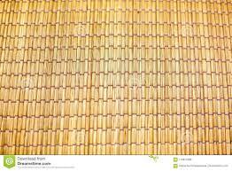 Behang Achtergrond Textuur Van Geweven Stro De Textuur En De