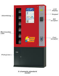 Wall Mounted Vending Machine Inspiration New Product Custom Automatic Small Wall Mounted Kids Toys Vending