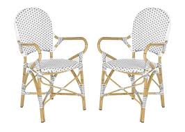 patiofurniture french bistro chairs
