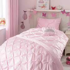 Mia Bedroom Furniture Pink Mia Pintuck Quilt Cover Set Dunelm Emilys Bedroom