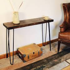furniture industrial style. Industrial Style Console Table Furniture A