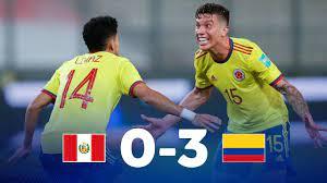 vs Colombia ...