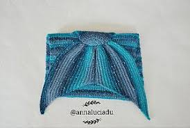 Crochet Mermaid Tail Pattern Free Simple Crochet Mermaid Tail Pattern Annaluciadesign