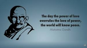 Gandhi Quotes On Love Impressive 48 Mahatma Gandhi Quotes About Nonviolence Truth And Love