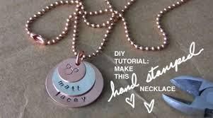 5 diy tutorials for custom metal sted jewelry