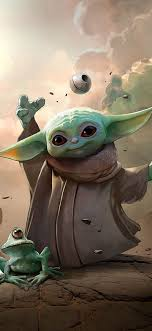 Baby Yoda Wallpapers ...