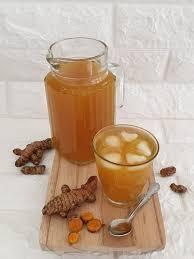 Resep membuat jahe kunyit sereh untuk 2 gelas enak sehat bermanfaat. Resep Praktis Wedang Jahe Kunyit Asam Untuk Jaga Kesehatan Lifestyle Liputan6 Com