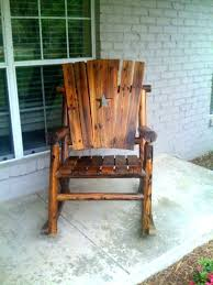 black wooden outdoor rockers rocking chairs chair plans for s
