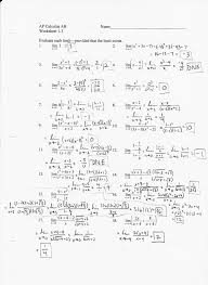 1.3_ws_solutions limits and continuity worksheet free worksheets library download on chapter 12 stoichiometry worksheet answers