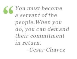 fighting for farm workers rights cesar chavez the delano grape  leadership chavez s leadership