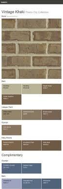 Boral Brick Chart 38 Best Bricks Images Brick Brick Colors Brick Suppliers