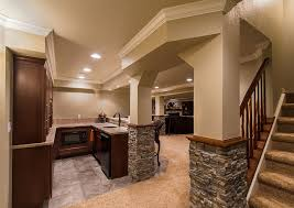 Basement Remodel Company Awesome Decorating