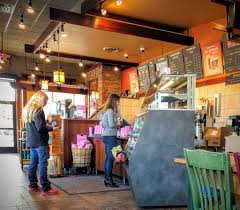I love sitting in the comfy leather chairs and sipping my coffee. Caribou Coffee Cafe 11627 Fountains Dr Maple Grove Mn 55369 Usa