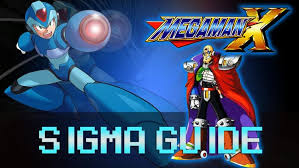 Mega Man X Sigma Stage Sigma Guide Fextralife