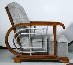 furniture art deco style. Furniture Modern Art Deco Fascinating Pair Of Mid Century Style Lounge Theater