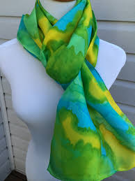 this is an introductory class in silk painting all the supplies needed to complete a silk scarf are included