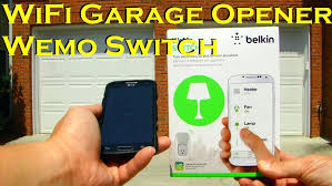 assurelink garage door opener smartphone control kit 53999 garage