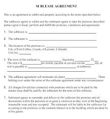 Commercial Lease Agreement Format Pdf North Laws Word Contract