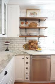 White Kitchen Remodeling Vintage Kitchen Remodel White Shaker Cabinets Marble Countertops