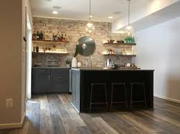 here are ten really great reasons why vinyl plank flooring is the best option for concrete basement