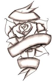 Bargain Coloring Page Of A Rose Pages Roses Frabbi Me Clearporese