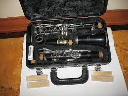 yamaha clarinet nippon gakki model 20