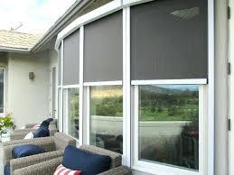 window sun screens exterior window sun shade screens