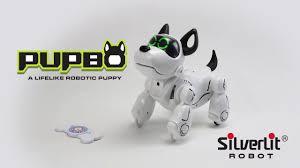PUPBO - Lifelike <b>Robotic</b> Puppy - Demo - YouTube